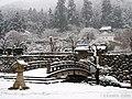 雪の出石城 (Izushi Castle in midwinter) 13 Jan, 2014 - panoramio.jpg