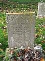 -2019-11-17 Headstone of Harold Mills Skillicorn, died March 6 1974, Trimingham churchyard.JPG