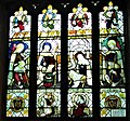 -2020-01-14 Stained glass nativity scene window, Saint Andrew the Apostle, Holt.JPG