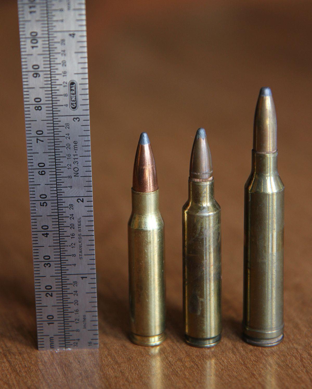 .284 Winchester - Wikipedia .