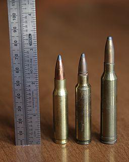 7mm Remington Magnum rifle cartridge