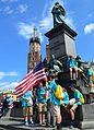 02016 1580 Die Pilger zum Weltjugendtag 2016 in Krakau.jpg