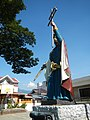 02625fvfBarangays Poblacion Saint Stephen Church Town Laur Nueva Ecijafvf 05.JPG