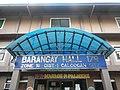 0301jfChurch San Isidro Holy Cross Halls Roads Caloocan Cityfvf 03.JPG