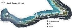 06 Map of South Tarawa, Kiribati.jpg