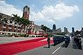 07.12 「軍禮歡迎巴拉圭共和國卡提斯總統儀式」,現場鳴放21響禮炮並演奏兩國國歌,向來訪元首致敬 (35829932556).jpg