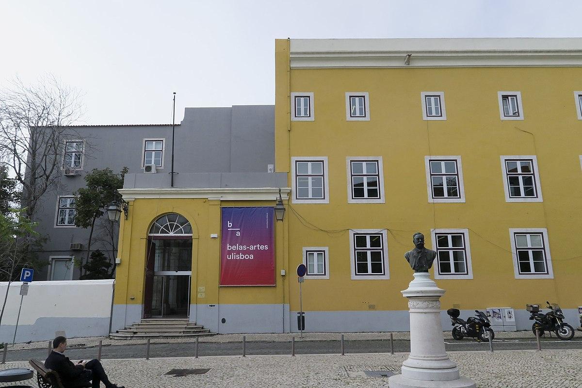Artesãos Lisboa ~ Faculdade de Belas Artes da Universidade de Lisboa u2013 Wikipédia, a enciclopédia livre