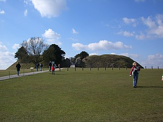 Hugh Bardulf - Modern day view of Old Sarum, where Bardulf had custody of the castle, which no longer exists.