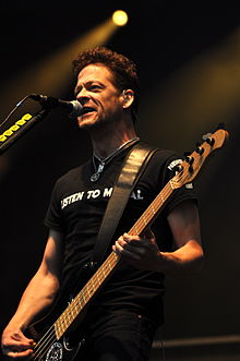 Newsted at Rock am Ring 2013