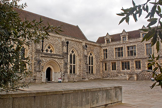 Great Hall and Round Table