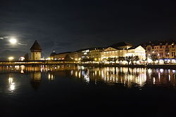 File photo of Lucerne, 2014.  Image: 최광모.
