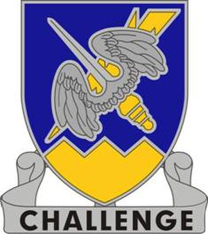 244th Expeditionary Combat Aviation Brigade - Image: 158 Avn Rgt DUI
