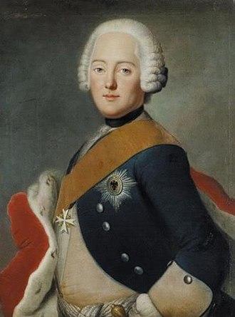 Prince Augustus Ferdinand of Prussia - Image: 1730Ferdinandof Prussia