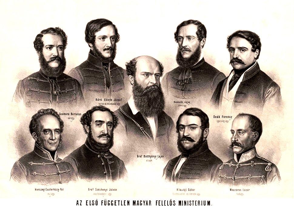 1848-49 Batthyany-kormany