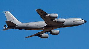 184th Intelligence Wing - 184th ARW KC-135A 61-0277, 2002