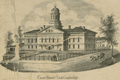 1854 courthouse CambridgeMA map byWalling BPL 12775.png