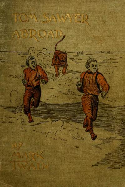 File:1894. Sawyer Abroad. By Huck Finn.djvu