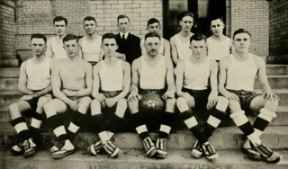 1916–17 North Carolina Tar Heels mens basketball team