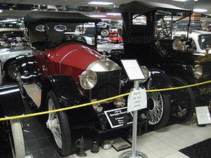 Scripps-Booth - 1916 Scripps-Booth Model C