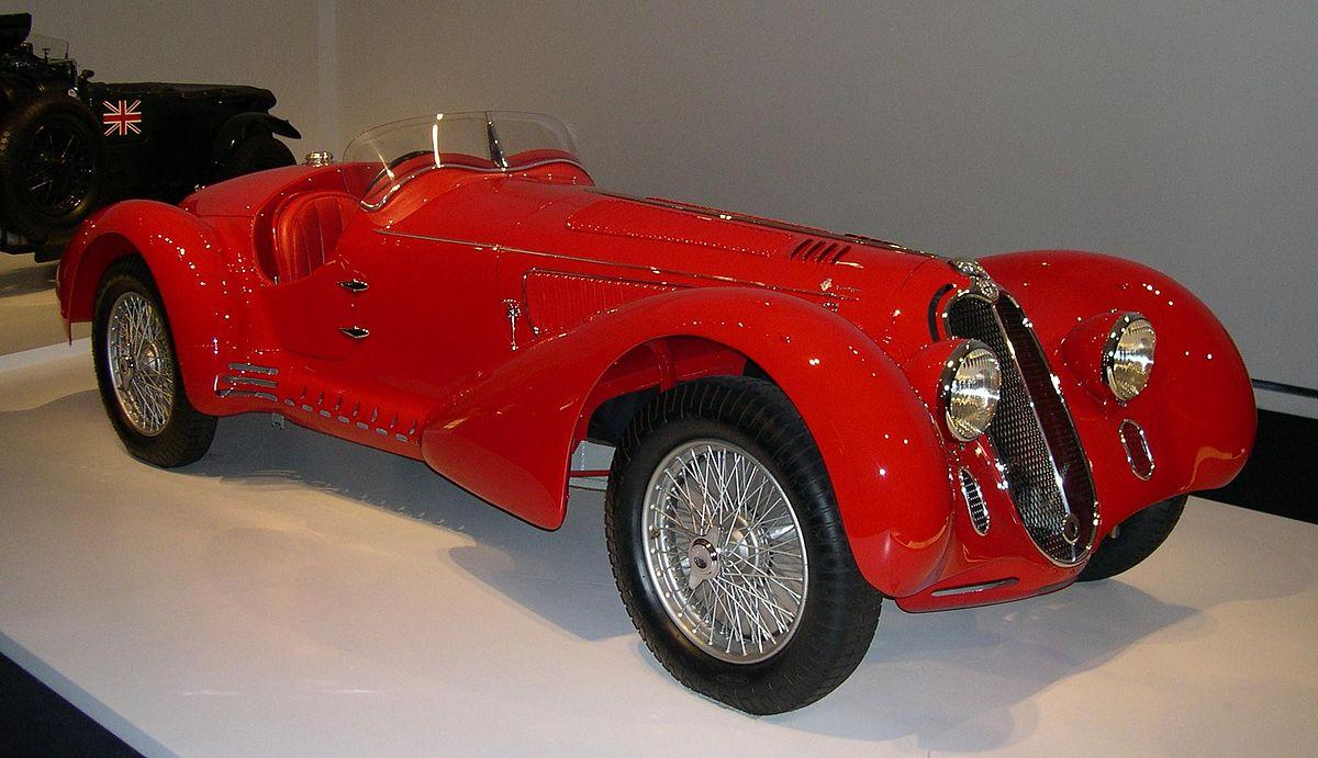 Px Alfa Romeo C Mille Miglia on 1935 Alfa Romeo 8c 2900