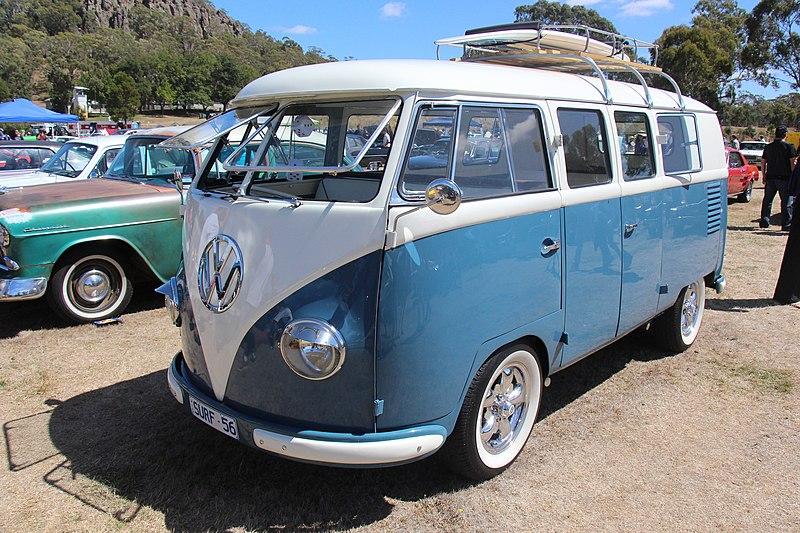 File:1956 Volkswagen Type 2 T1 Microbus (25020724561).jpg