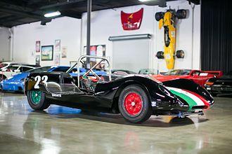 Lotus 23 - Image: 1962 Lotus 23B