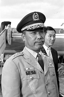 Kim Jae-gyu South Korean military officer and assassin of Park Chung-hee (1926–1980)
