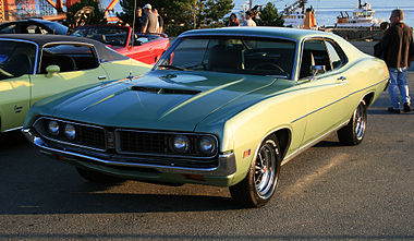 1971 ford torino coupe frontjpg
