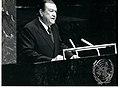 1980. Agosto, 27. Discurso como presidente de la Unión Interparlamentaria Mundial ante la Asamblea de las Naciones Unidas, New York.jpg