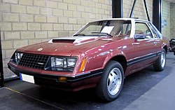 Ford Mustang 1979  Wikipedia