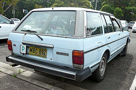 Datsun Bluebird 910 Wikipedia