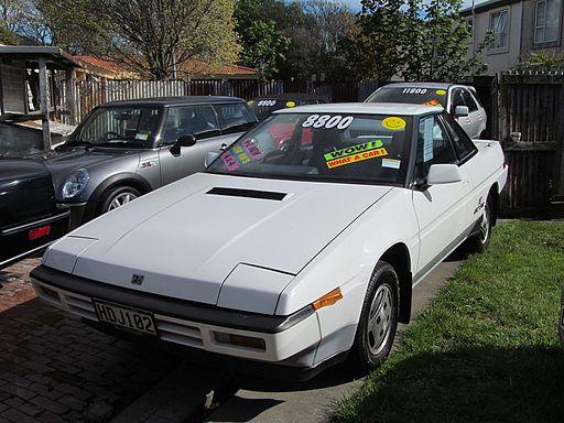 1986 Subaru Vortex (15552161621)