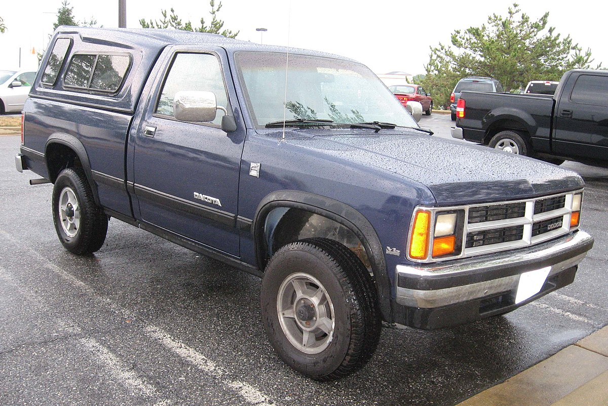 dodge dakota � wikipedia