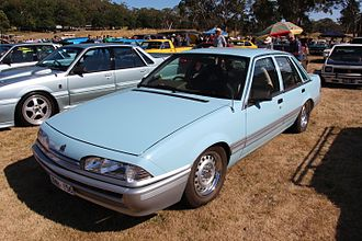 Holden Commodore (VL) - Holden Commodore Interceptor