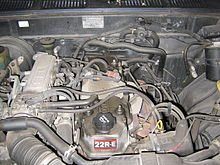 89 toyota pickup 22re engine