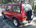 1989 Mitsubishi Pajero (NF) EXE hardtop (2009-07-05) 02.jpg