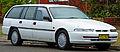 1993-1995 Toyota Lexcen (T3) CSi station wagon 02.jpg