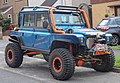 1993 Land Rover 110 2.5 (Modified) Front.jpg