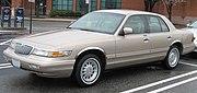 1995-1997 Mercury Grand Marquis
