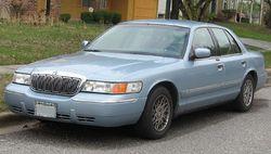 1998-2002 Mercury Grand Marquis