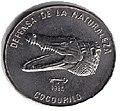 1 песо. Куба. 1985. Природный заповедник -.jpg