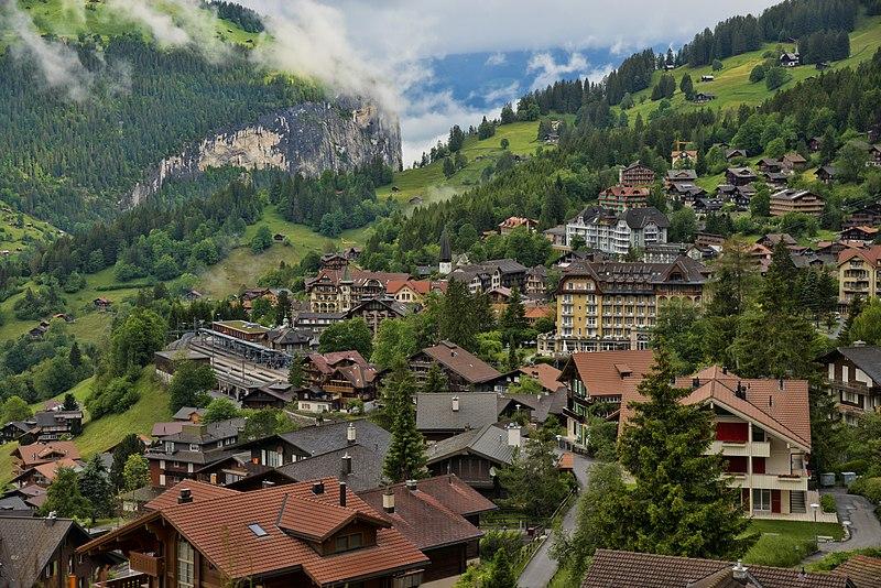 lugares magicos suiza