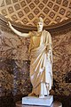 1st Century BC Copy of Collossal Greek Statue of Pallas Athena (14414592745).jpg