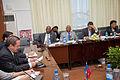 20-05-2014- Georgetown-Guyana, Intervencion del Canciller Ricardo Patiño en la sesion plenaria de la ( COFCOR ) IMG 7862 (14052305790).jpg