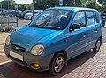 2000 Hyundai Atoz+ Automatic 1.0 Front.jpg
