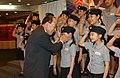 2004년 6월 서울특별시 종로구 정부종합청사 초대 권욱 소방방재청장 취임식 DSC 0214.JPG