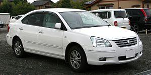 Toyota Allion - Image: 2004 2007 Toyota Premio