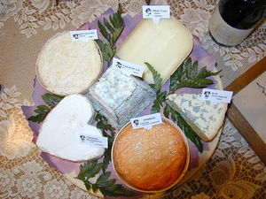Valen�ay, ossau-iraty, bleu d'Auvergne, �poisses, c�ur de Neufch�tel, saint-f�licien