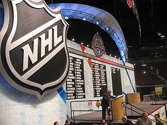 2006 NHL Entry Draft - Draft stage