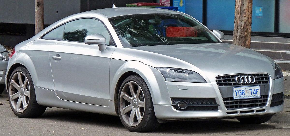 Audi Tt Viquip 232 Dia L Enciclop 232 Dia Lliure